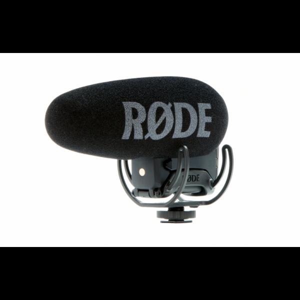 Rode VideoMic Pro+ professzionális videómikrofon
