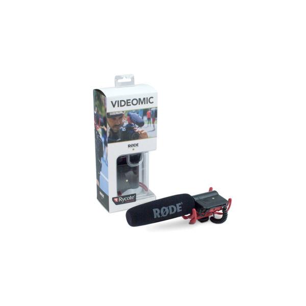 Rode VideoMic Rycote szuperkardioid videómikrofon