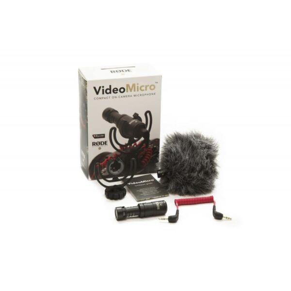 Rode VideoMicro mini videomikrofon