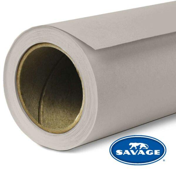 Savage Strong szürke színű papírháttér 2.18x11méter