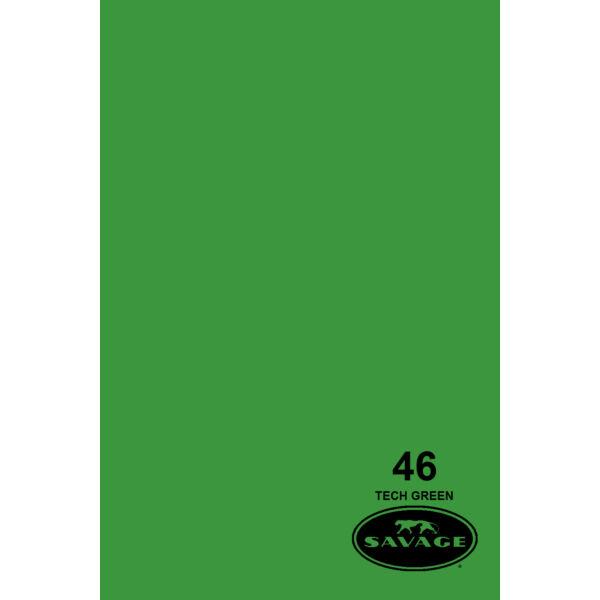 Savage Tech Green papírháttér 2.18x11m