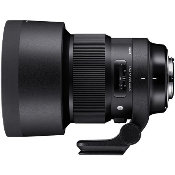 Sigma 105mm F/1.8 (A) DG HSM - CANON