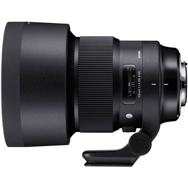 Sigma 105mm F/1.8 (A) DG HSM - SONY E