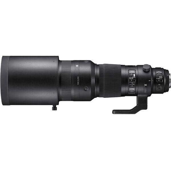 Sigma 500mm F/4 (S) DG OS HSM - NIKON