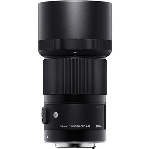 Sigma 70mm F/2.8 (A) DG MACRO - CANON