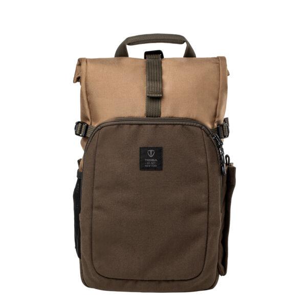 Tenba Fulton 10L Barna hátizsák
