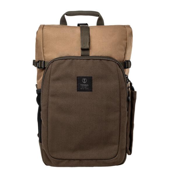 Tenba Fulton 14L Barna hátizsák