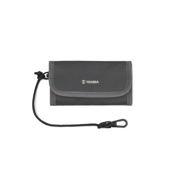 Tenba SD 9 CARD WALLET szürke memórakártya tok