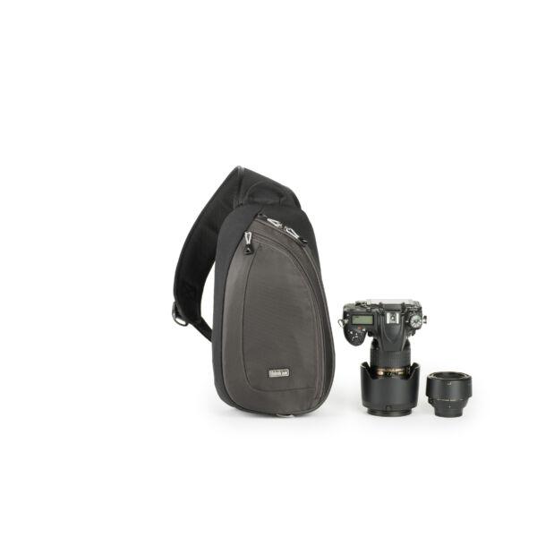 Think Tank TurnStyle 10 V2.0 szénszürke egyvállas hátizsák