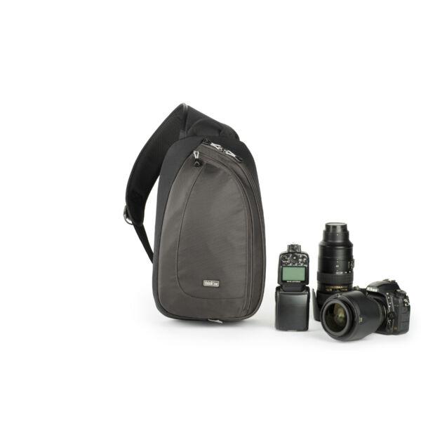 Think Tank TurnStyle 20 V2.0 szénszürke egyvállas hátizsák