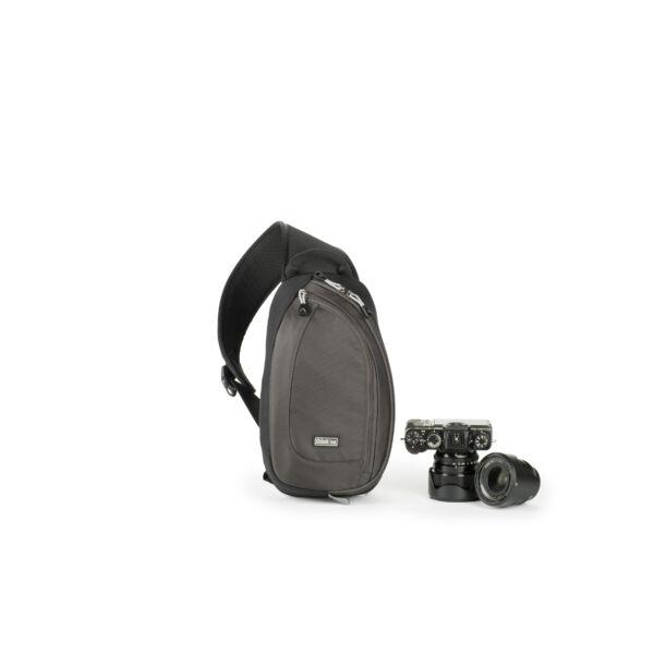 Think Tank TurnStyle 5 V2.0 szénszürke egyvállas hátizsák