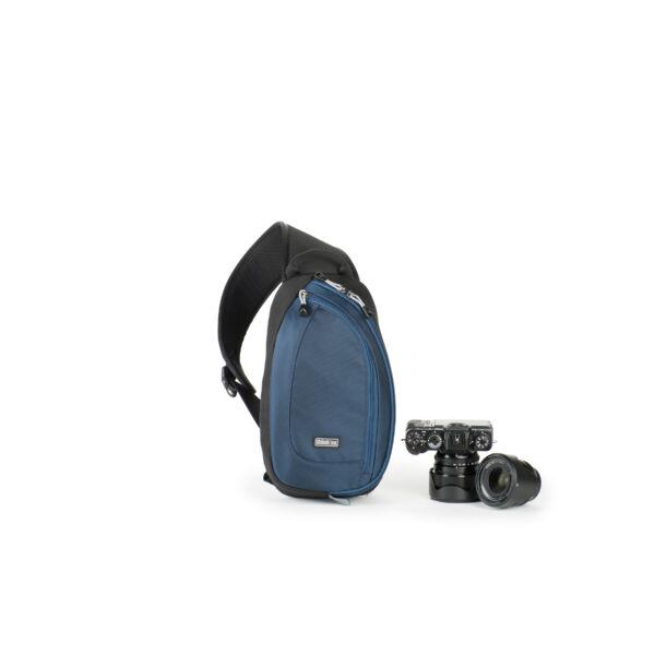 Think Tank TurnStyle 5 V2.0 kék egyvállas hátizsák