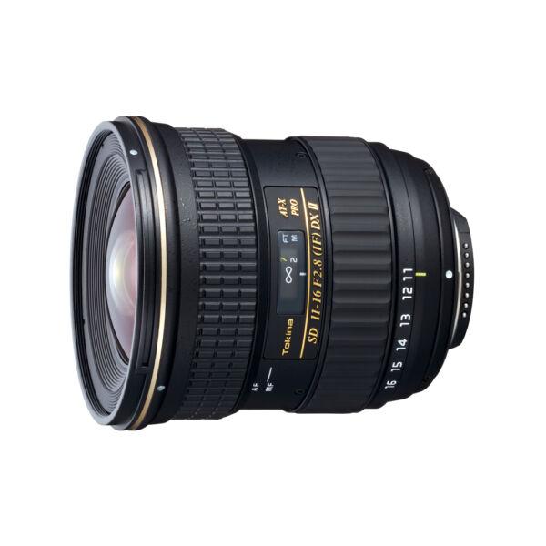 Tokina AT-X PRO 11-16mm F/2.8 AF DX-II - Canon