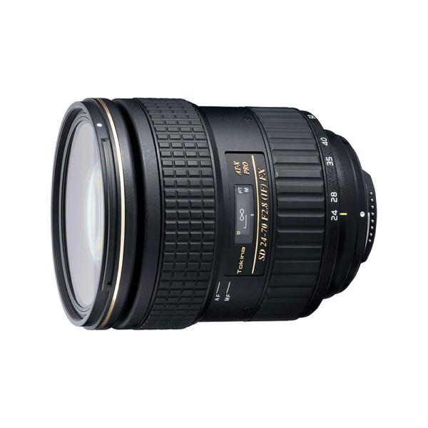 Tokina AT-X PRO 24-70mm F/2.8 FX Objektív Nikon