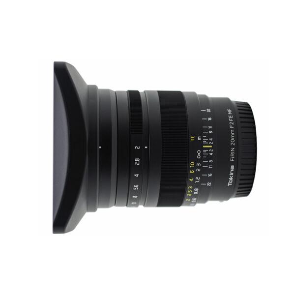 Tokina Firin 20mm F/2 FE MF Objektív Sony E