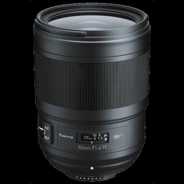 Tokina Opera 50mm f/1.4 FF Objektív Nikon F