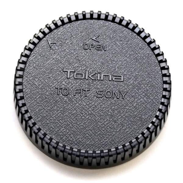Tokina Hátsó objektívvédő sapka - Sony A