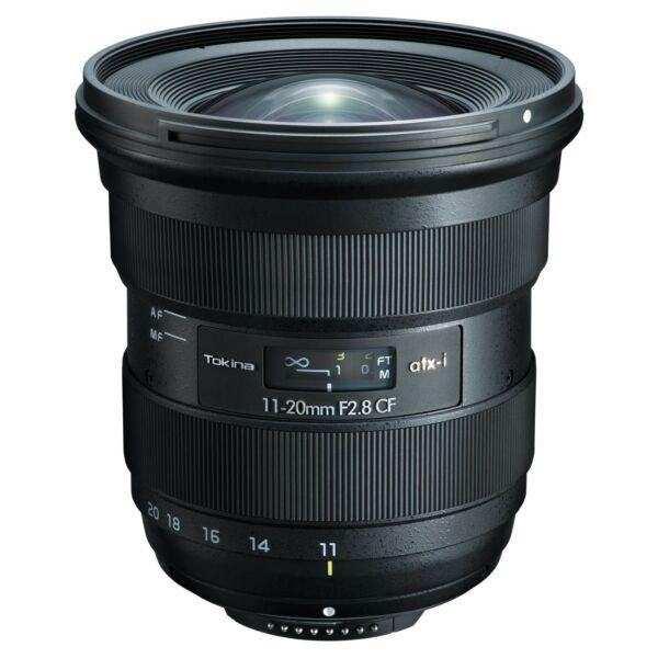 Tokina atx-i 11-20/2.8 CF Nikon objektív