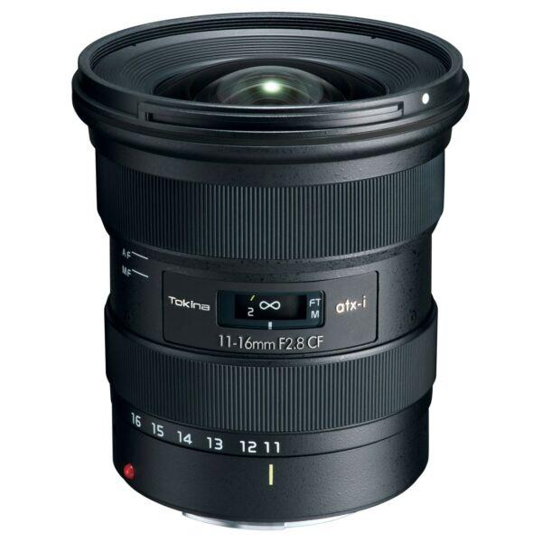 Tokina atx-i 11-16mm F2.8 CF Objektív Canon EF