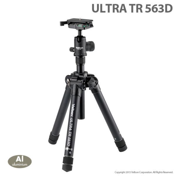 Velbon Ultra TR 563D Állvány