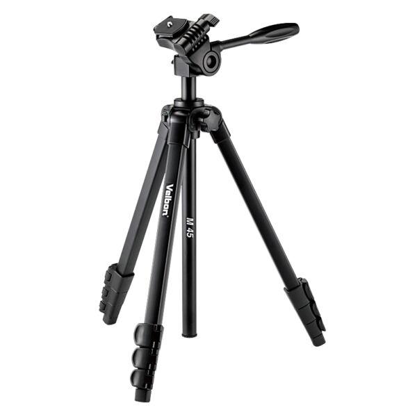 Velbon M45 fotóállvány 3D fejjel