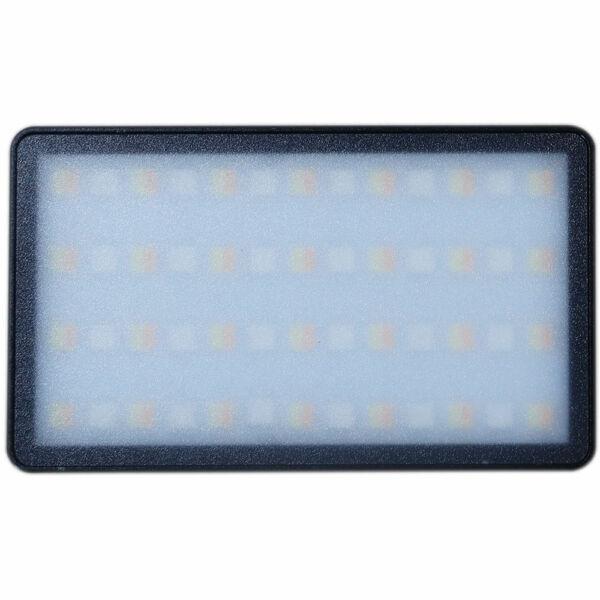 Viltrox Weeylite RB08P változtatható színhőmérsékletű RGB LED lámpa