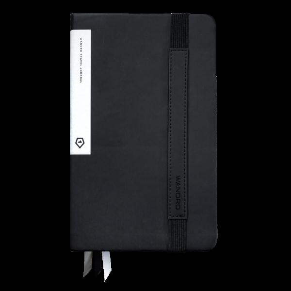 Wandrd Travel Journal fekete