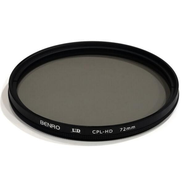 Benro 40,5mm UD Cirkuláris Polár szűrő
