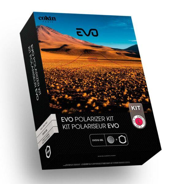 Cokin EVO Szűrőtartó + CPL 105mm polár szűrő kit