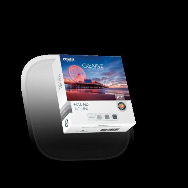 Cokin H300-01 3 Full ND Filter Kit Lapszűrő Készlet P méret