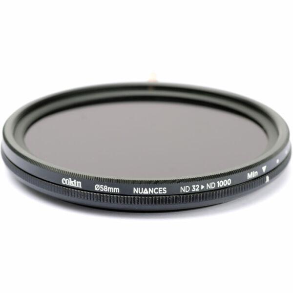 Cokin NUANCES Variable ND32-1000 58mm Szűrő