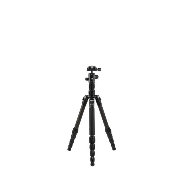 MeFoto Backpacker S Carbon állvány fekete