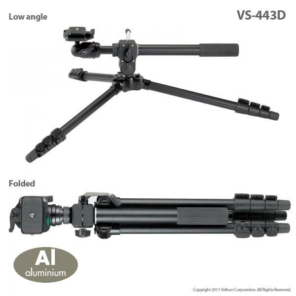 Velbon VS-443D