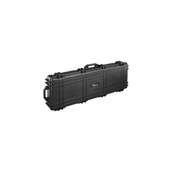 B&W Koffer 72 fekete SI