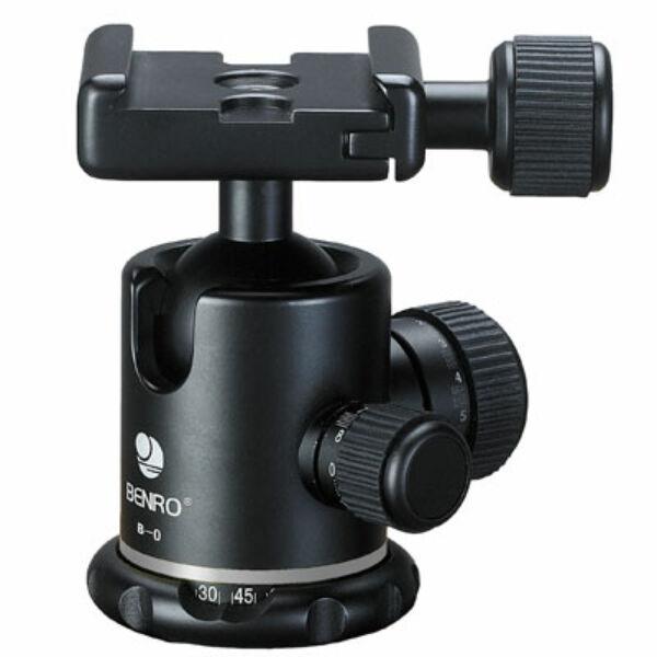Benro B0 Pro gömbfej PU50 cserelappal