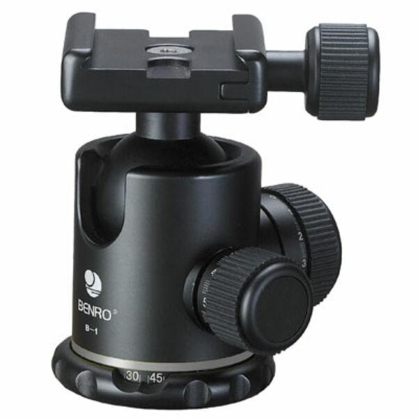 Benro B1 Pro gömbfej PU60 cserelappal