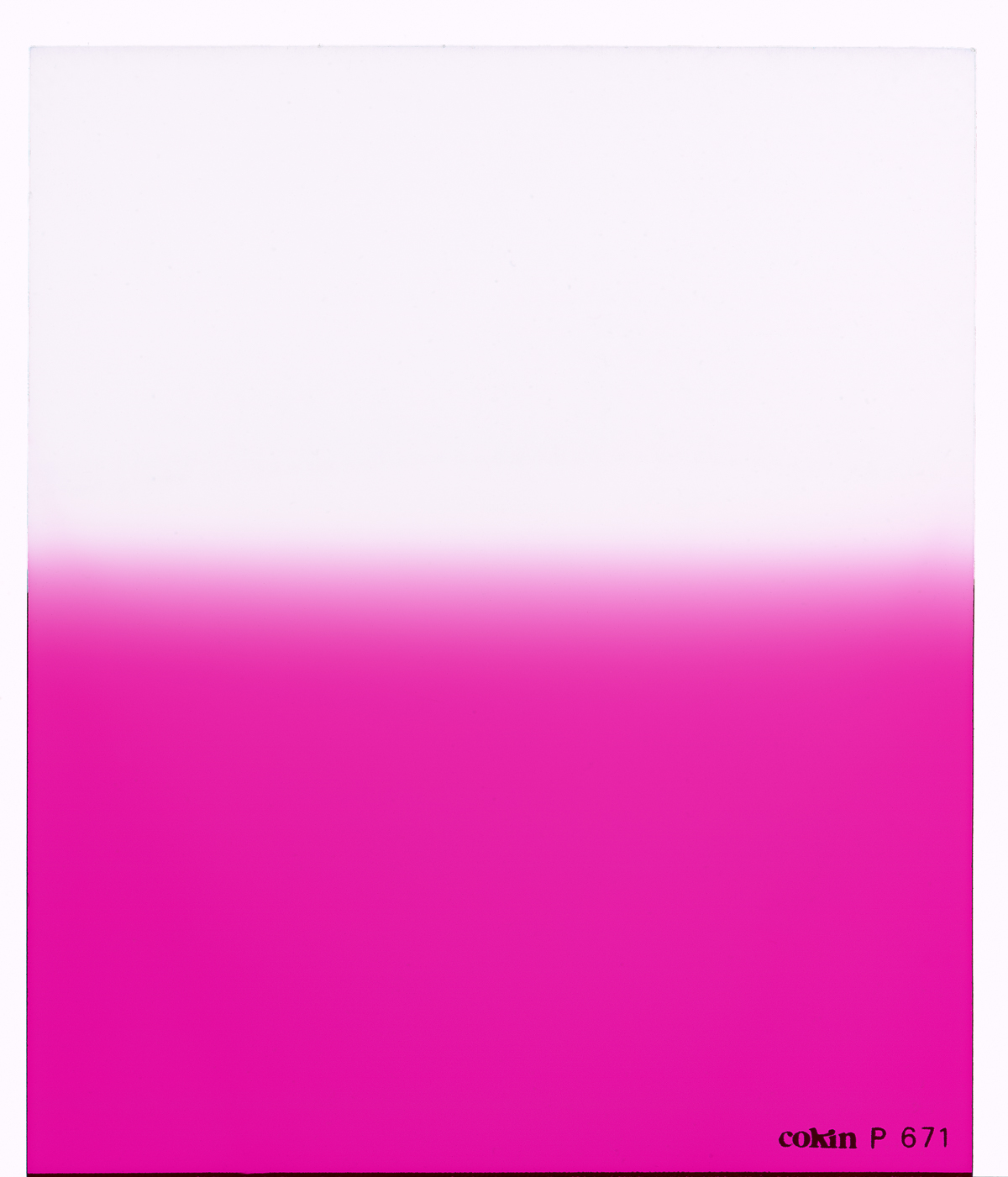 8d9b4dec9593 Cokin Átmenetes fluo rózsaszín 2 - P méret